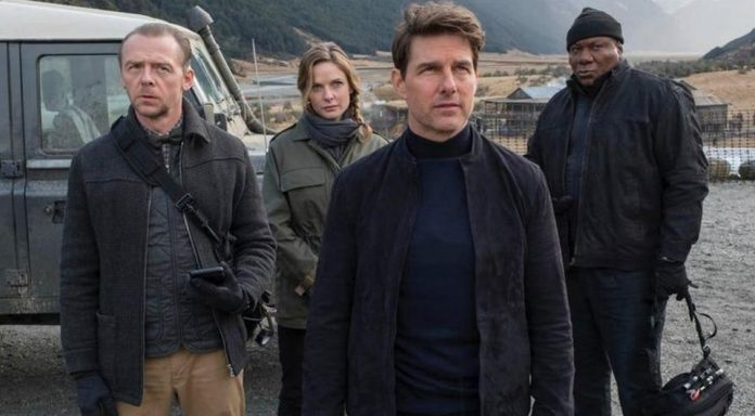 Mission Impossible 7 Drehstart