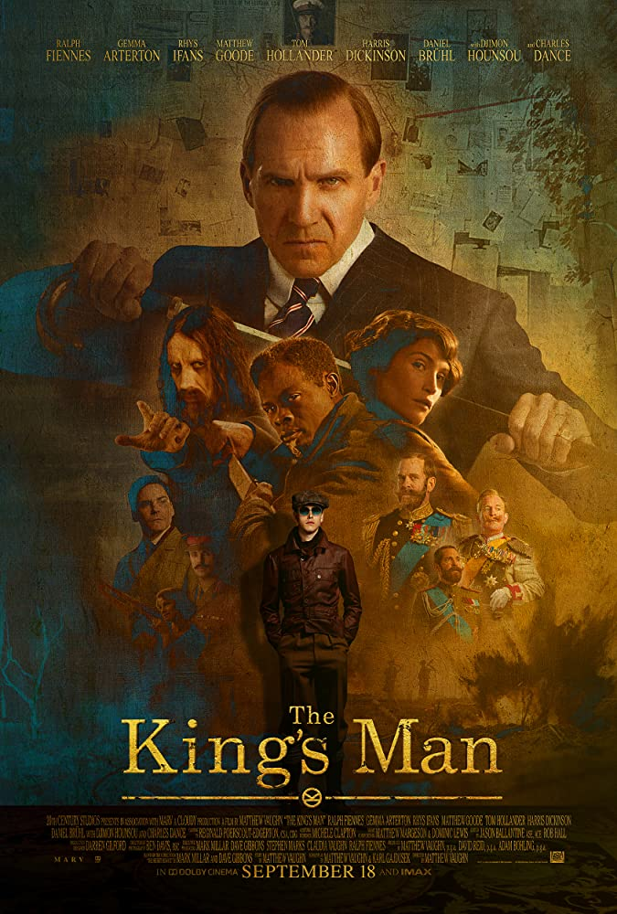 The Kings Man Trailer & Plakat 1