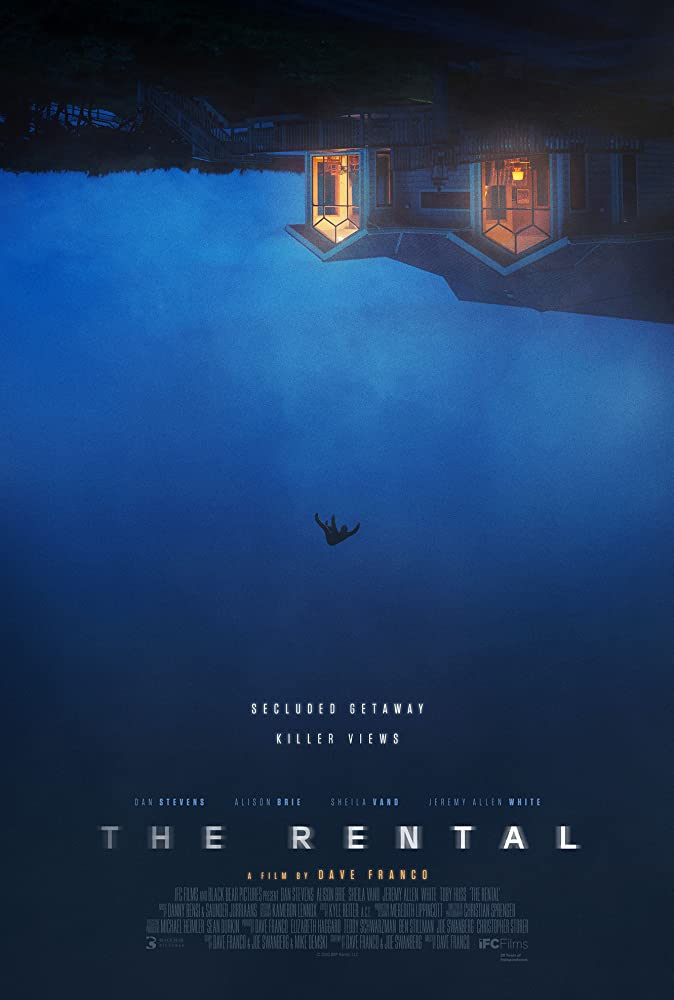 The Rental Trailer & Poster