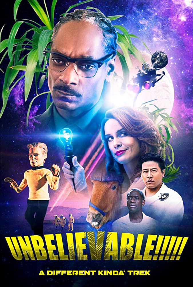 Star Trek Unbelievable Poster