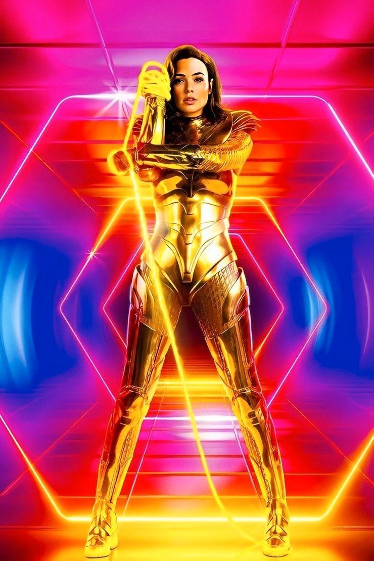 Wonder Woman 1984 Starttermin & Poster