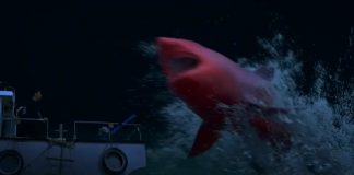 Horror Shark Trailer