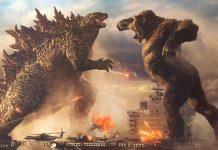 Godzilla vs Kong Bild