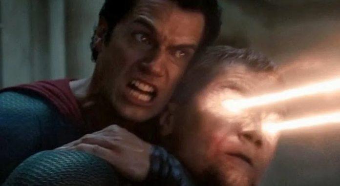 Man of Steel Zod Tod