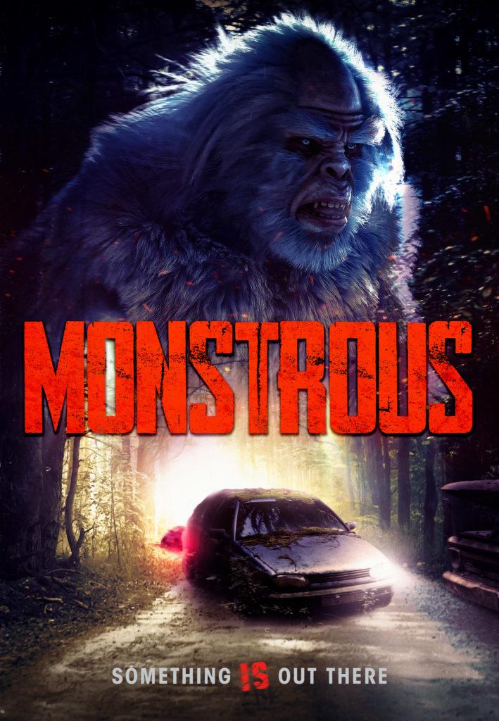 Monstrous Trailer & Poster