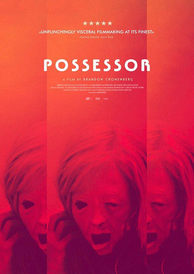 Possessor Teaser Poster