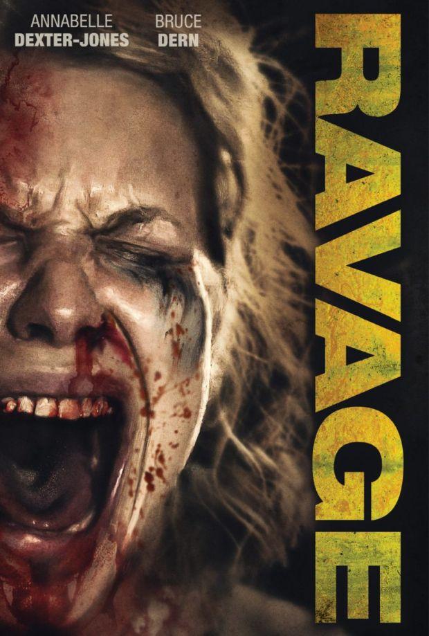 Ravage Trailer & Poster