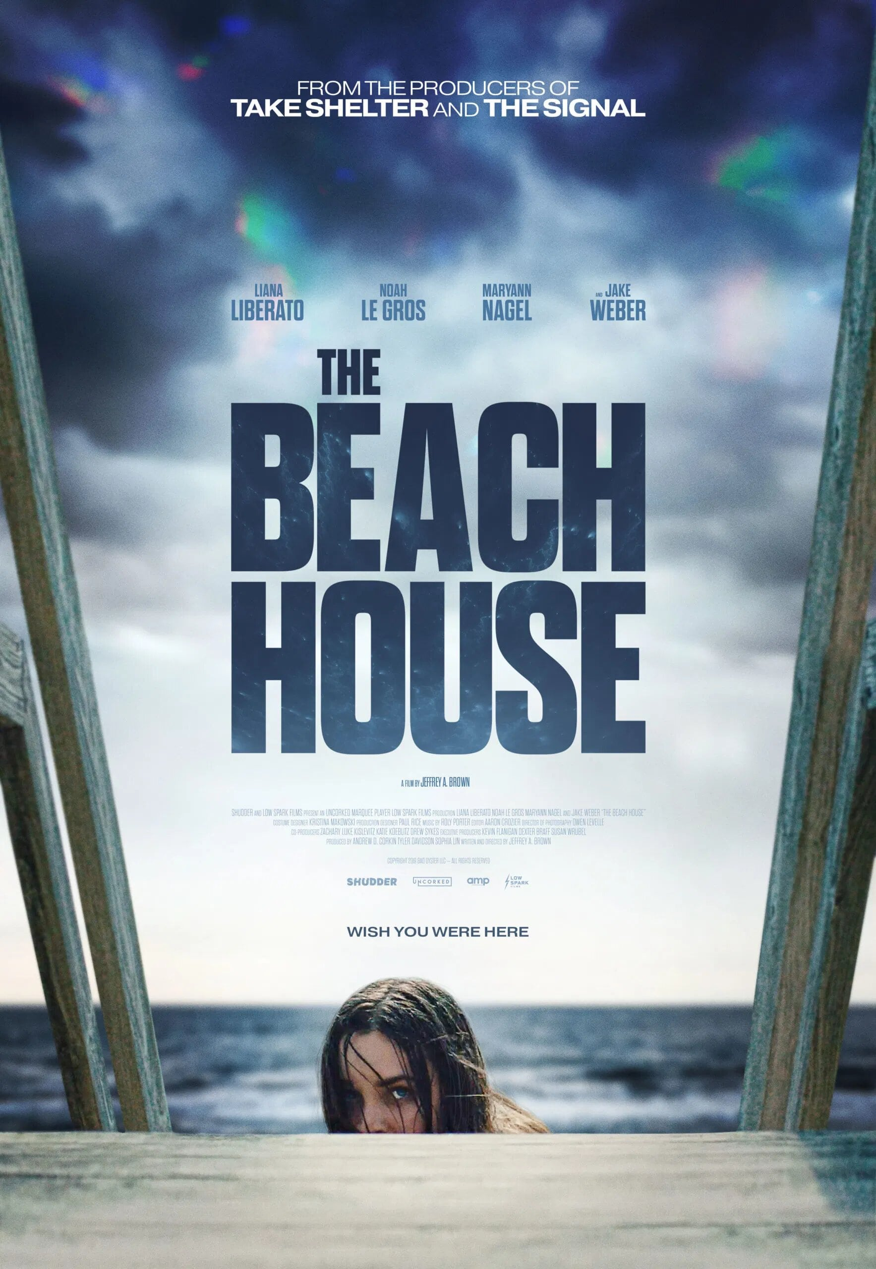 The Beach House Trailer & Poster
