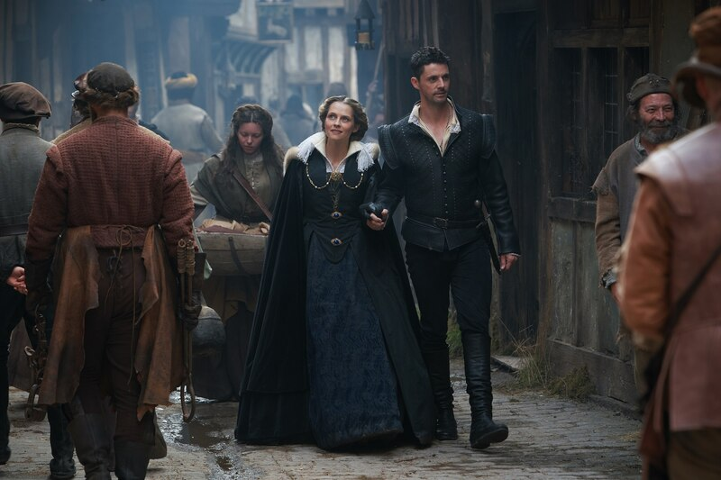 A Discovery of Witches Staffel 2 Foto