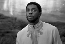Chadwick Boseman tot