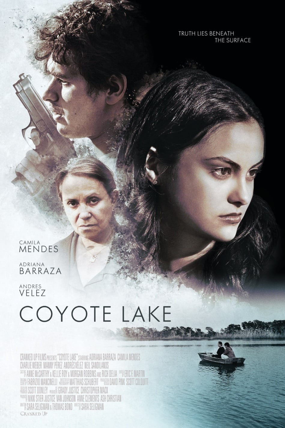 Coyote Lake Camila Mendes Poster