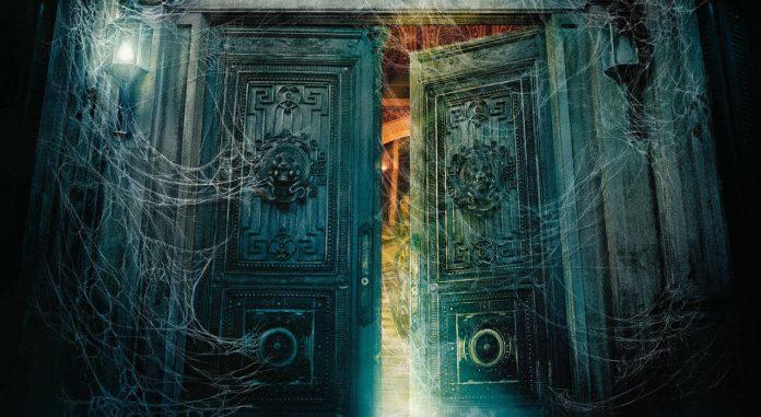 Haunted Mansion Film