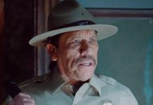 Murder in the Woods Danny Trejo