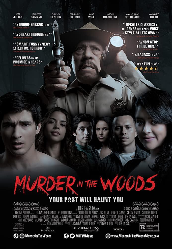 Murder in the Woods Danny Trejo Poster