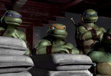 Ninja Turtles Animationsfilm