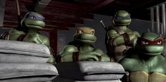 Ninja Turtles Animationsfilm