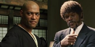 Pulp Fiction Laurence Fishburne