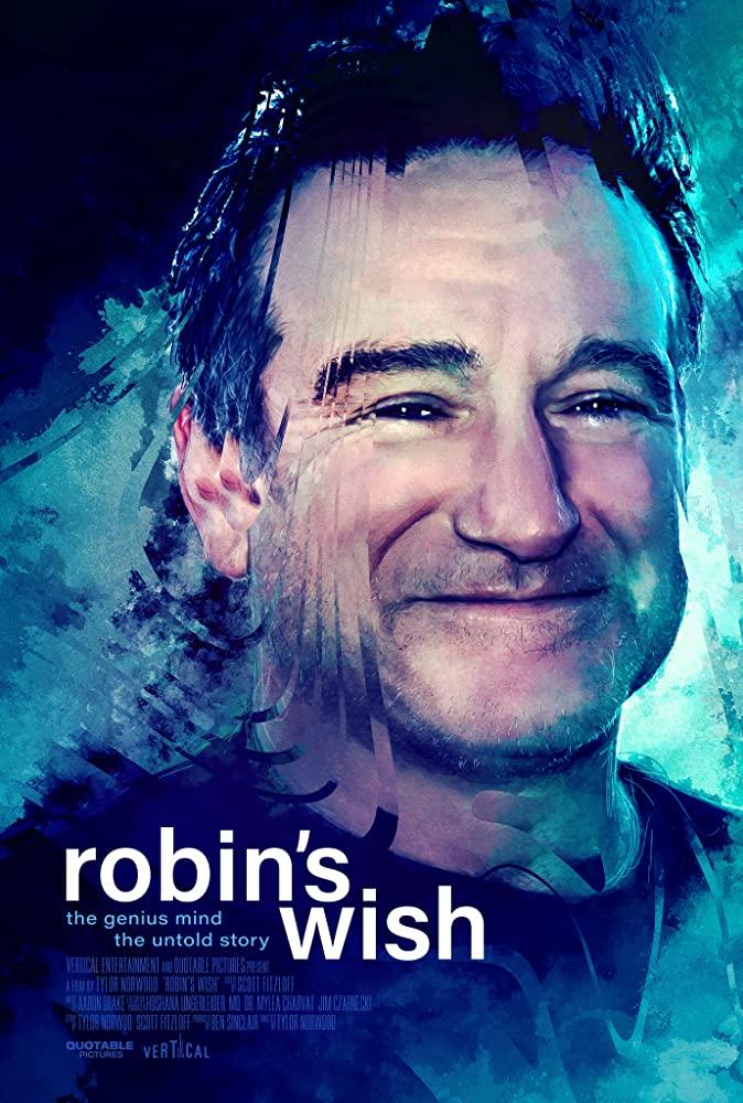 Robin Williams Doku Poster
