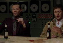 Supernatural Finale Drehstart