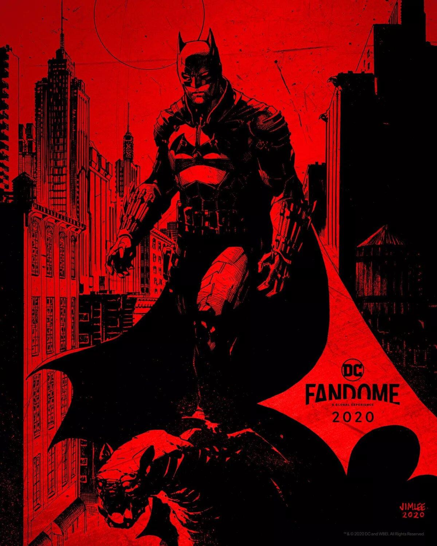 The Batman Teaser Poster