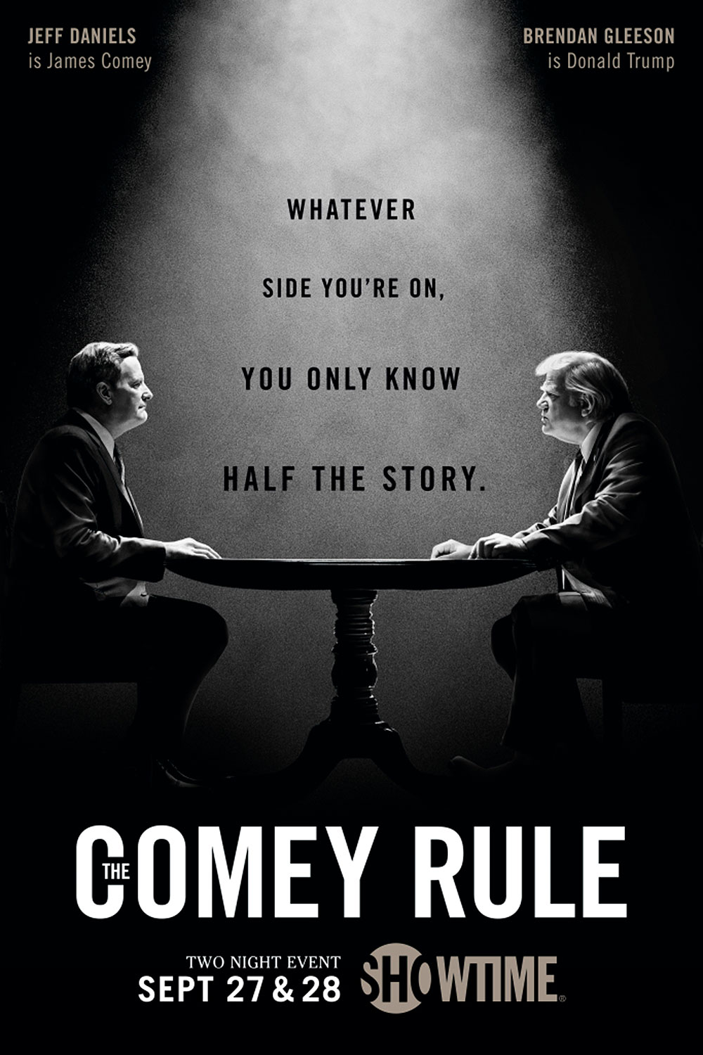 The Comey Rule Trailer & Poster