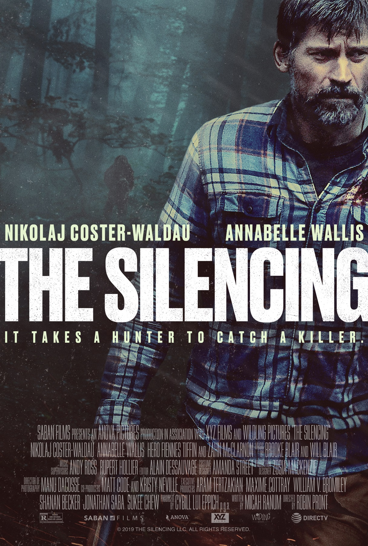 The Silencing Trailer & Poster