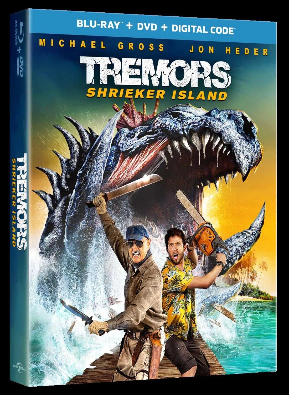 Tremors 7 Trailer & Poster