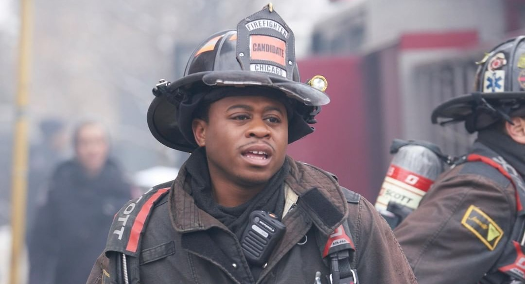 Chicago Fire Staffel 9 Start Ritter