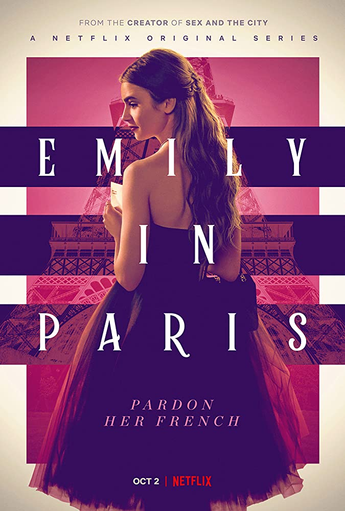 Emily in Paris Netflix Poster