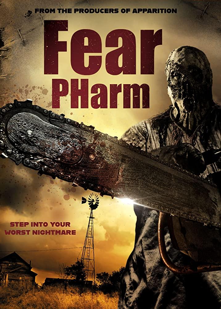 Fear Pharm Trailer & Poster