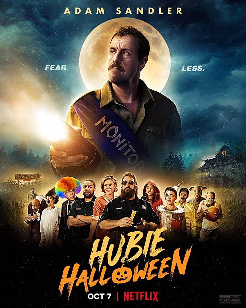 Hubie Halloween Trailer & Poster