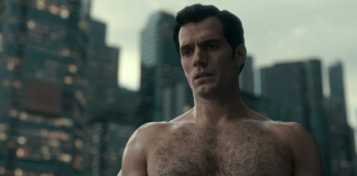 Justice League Henry Cavill