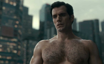 Justice League Henry Cavill