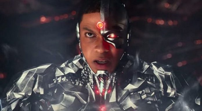 Justice League Ray Fisher