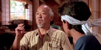 Karate Kid Mr Miyagi
