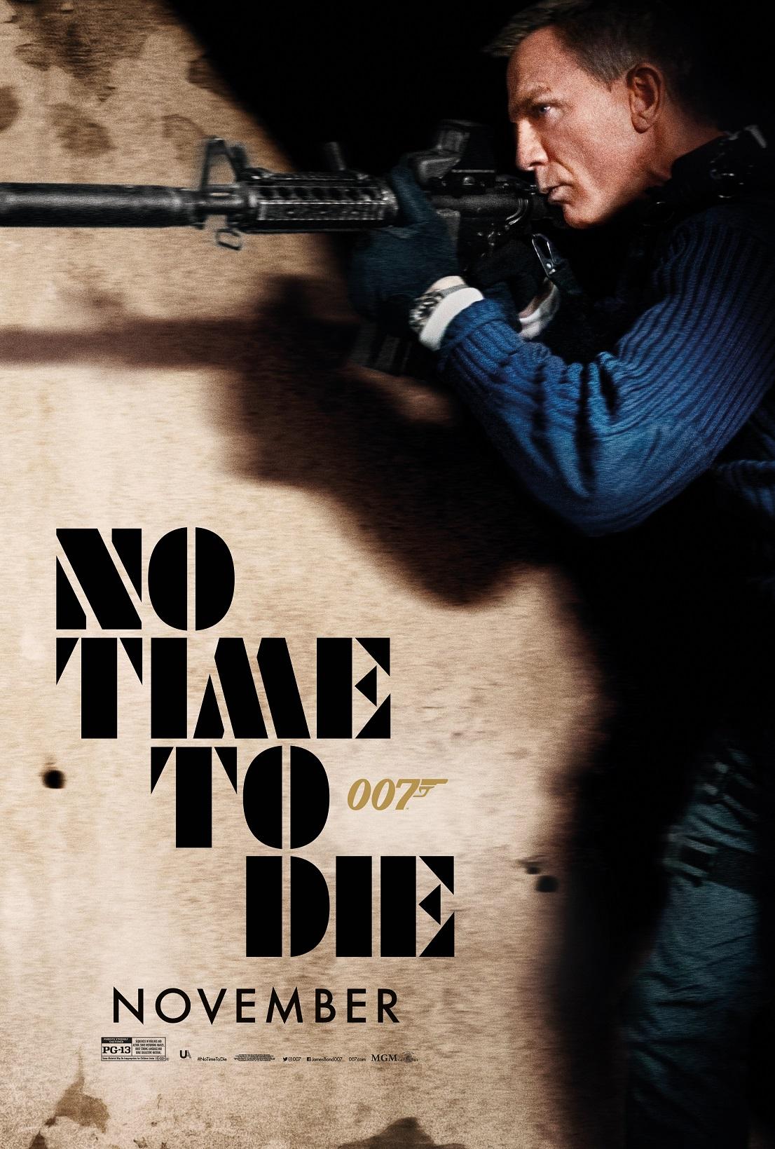 Keine Zeit zu sterben Safin Poster