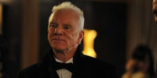 Malcolm McDowell The Benefactor