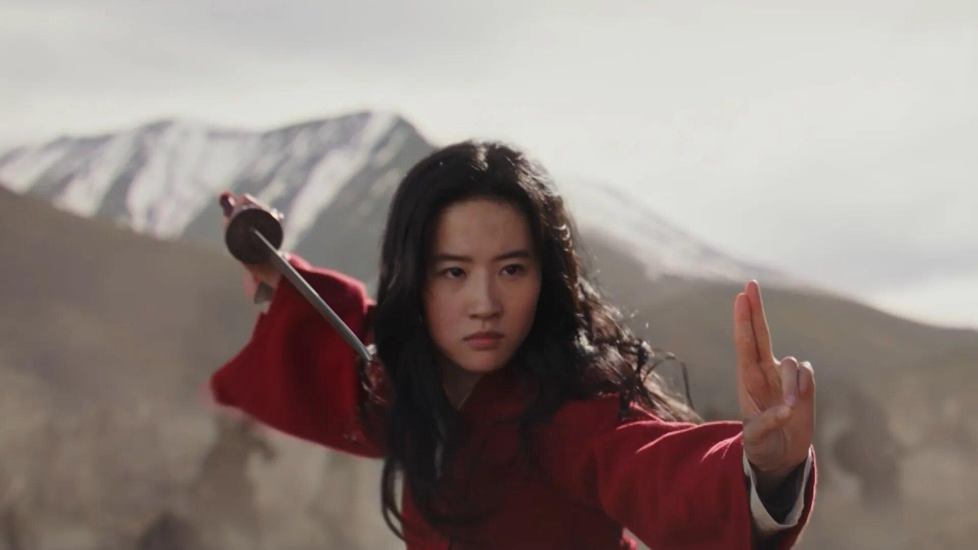 Mulan (2020) Filmbild 3