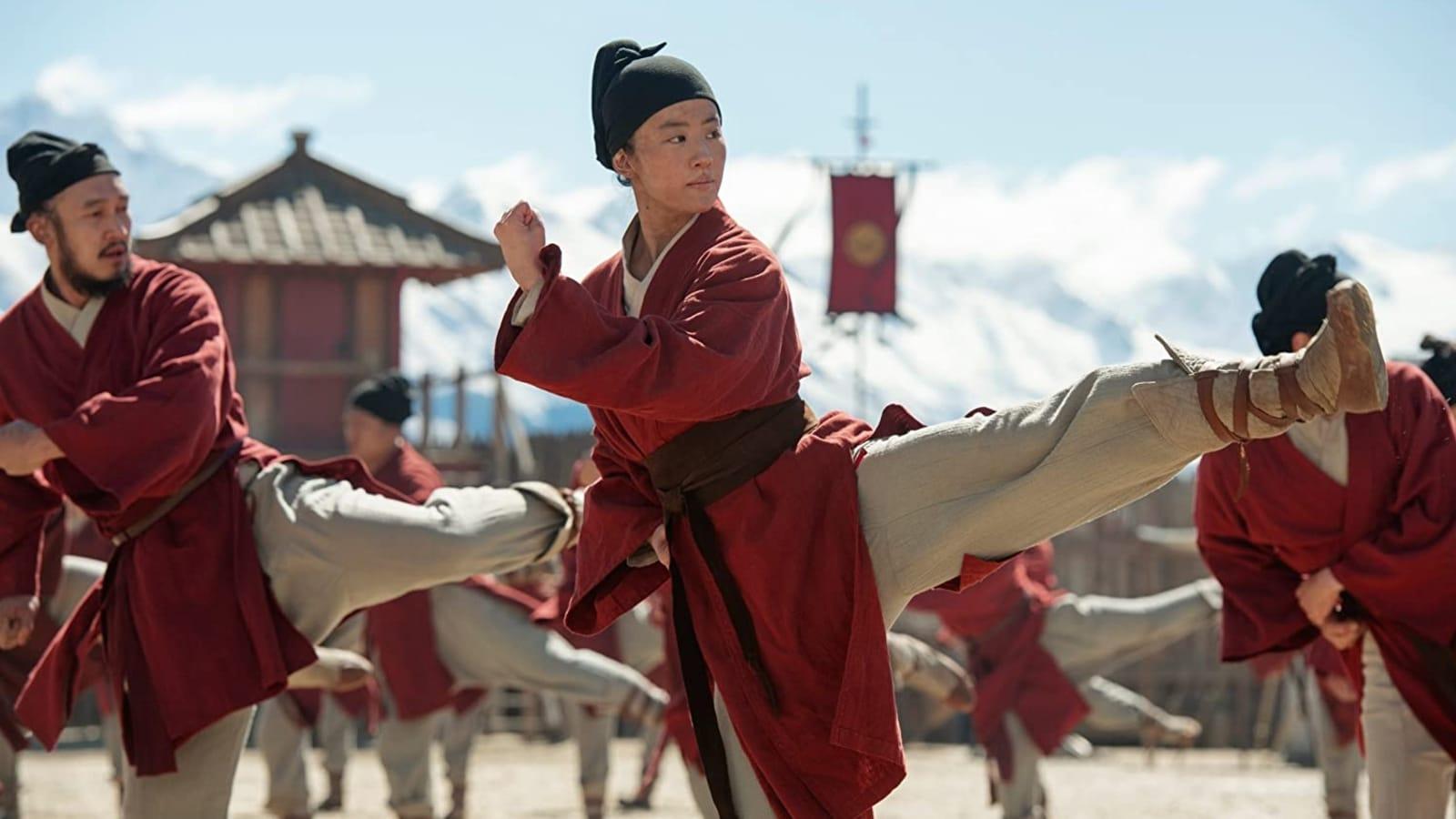 Mulan (2020) Filmbild 1