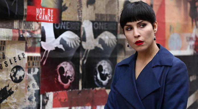 Noomi Rapace The Trip