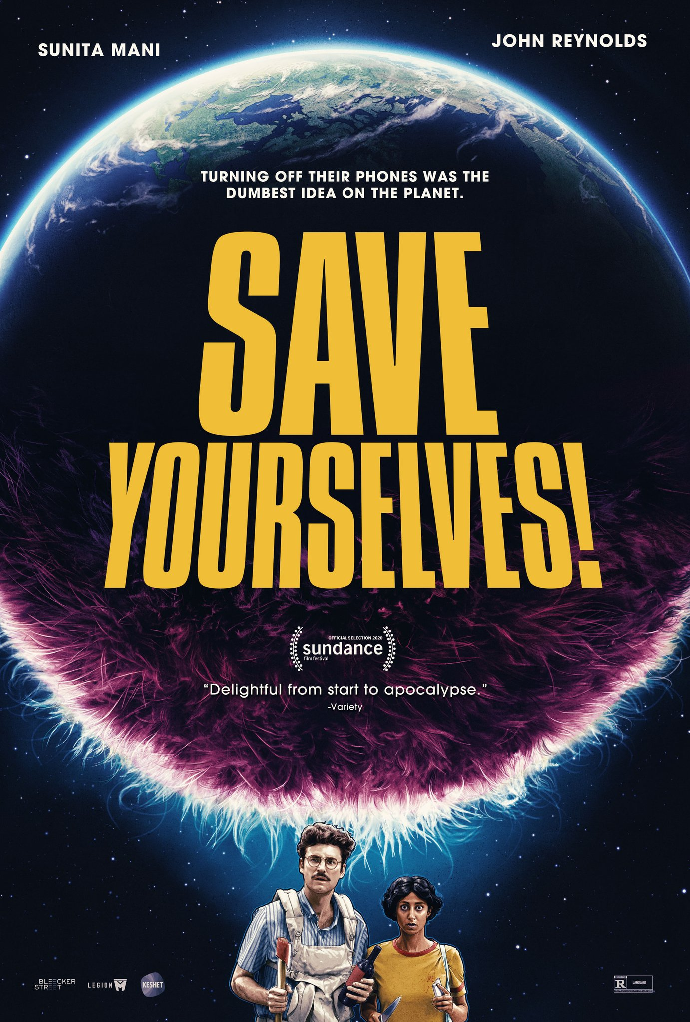Save Yourselves Trailer & Poster