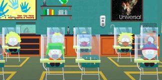 South Park Corona