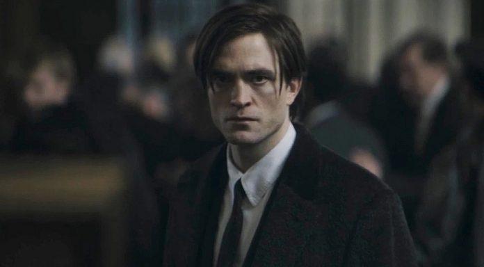 The Batman Robert Pattinson Covid