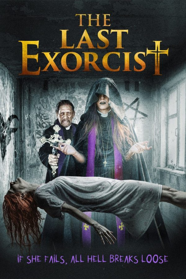 The Last Exorcvist Trailer & Poster