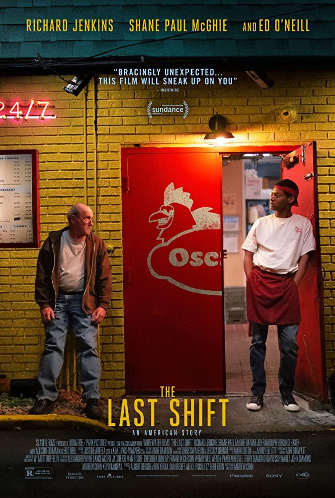The Last Shift Trailer & Poster