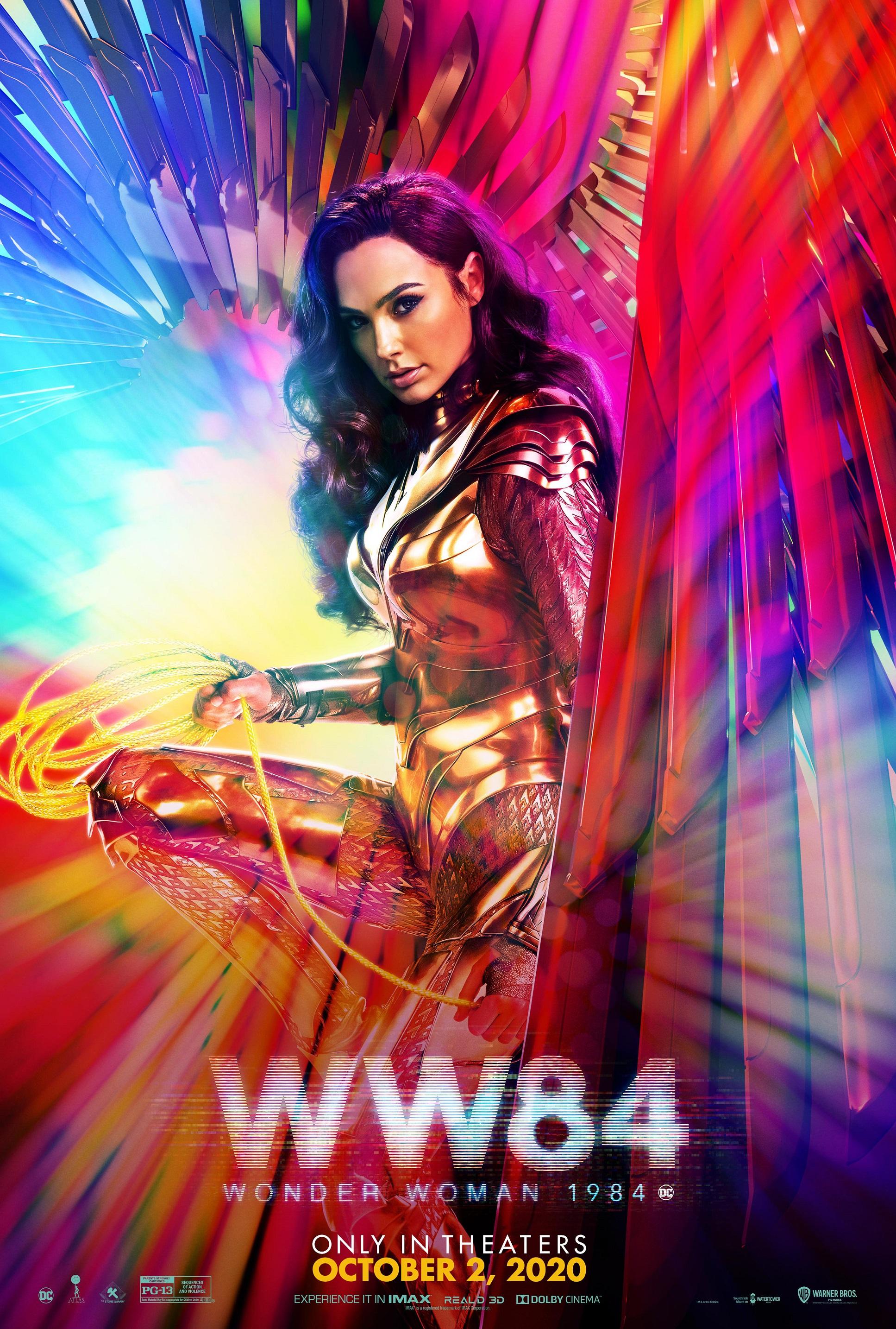 Wonder Woman 1984 Laufzeit Poster 5
