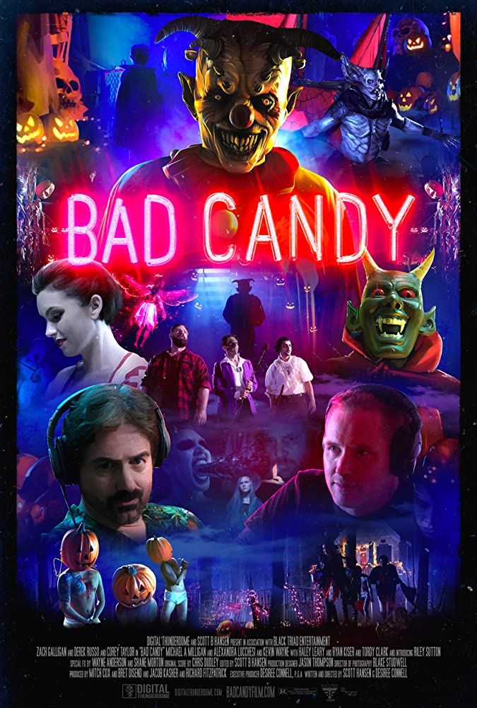 Bad Candy Trailer & Poster