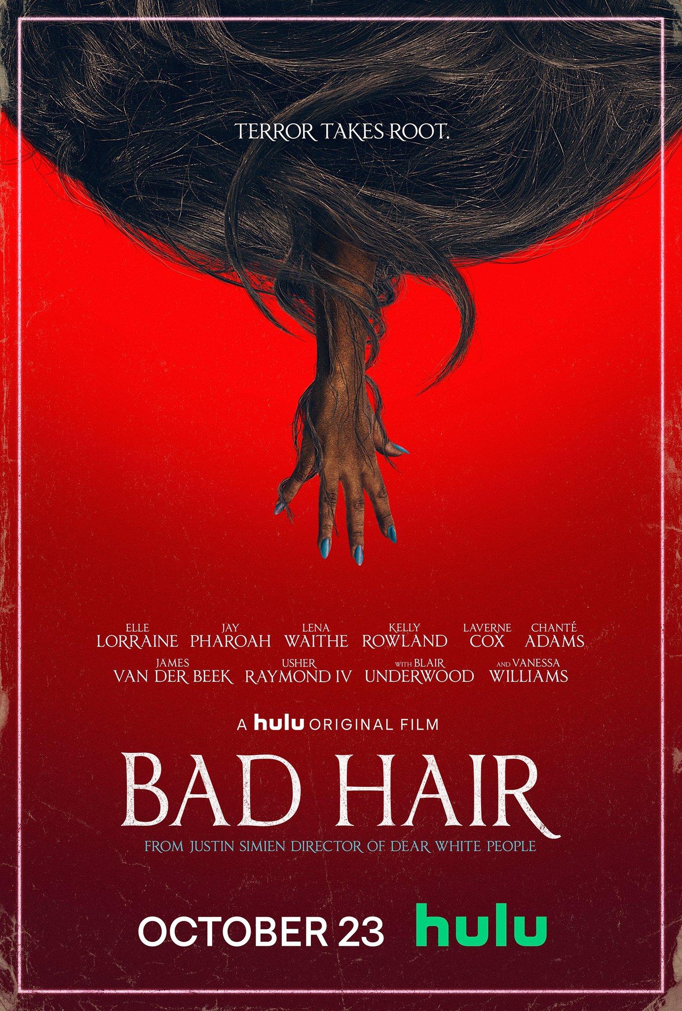 Bad Hair Trailer & Poster