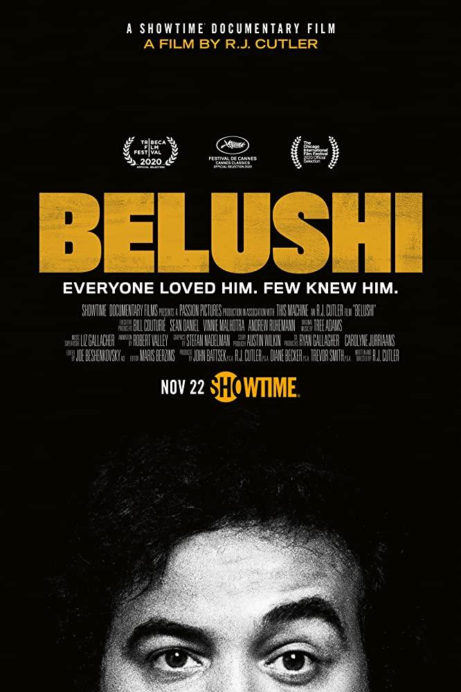 Belushi Trailer & Poster