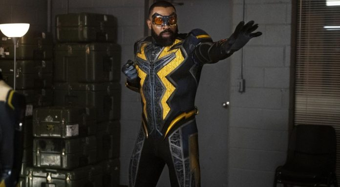Black Lightning Staffel 4